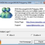 MSN Messenger (WLM) Polygamy