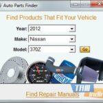 Auto Parts Finder