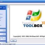 Tweaking Toolbox XP 2.1